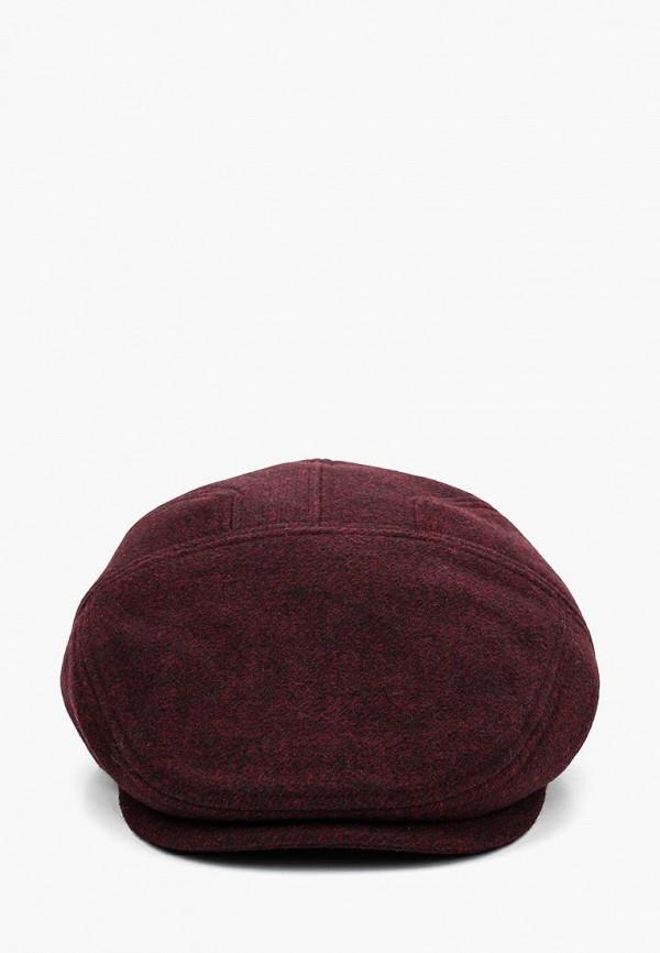 мужская кепка venera, бордовая
