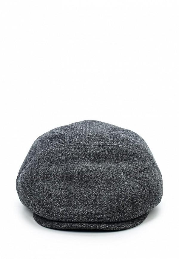 Фото 6 - мужскую кепку Venera серого цвета