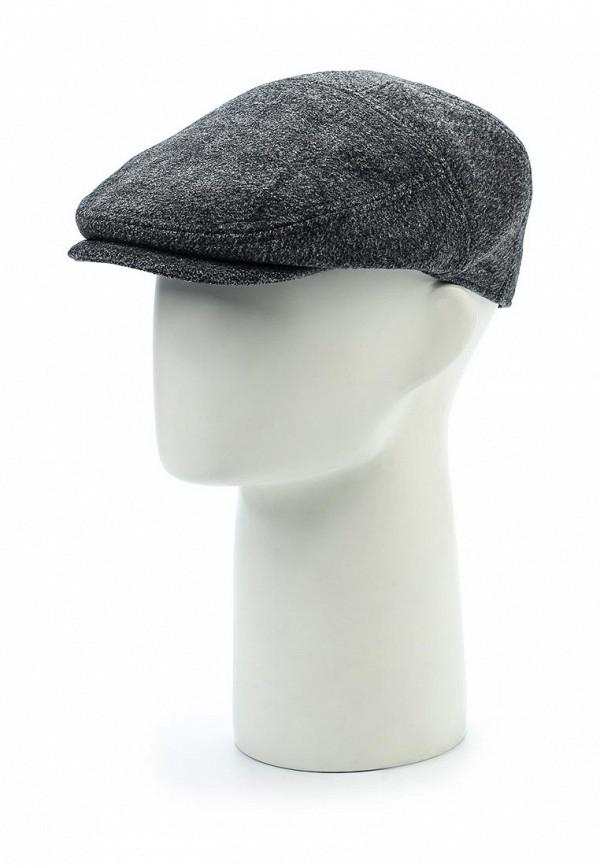 Фото 7 - мужскую кепку Venera серого цвета