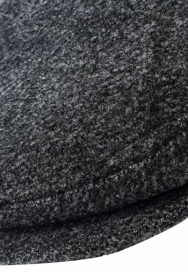 Фото 9 - мужскую кепку Venera серого цвета
