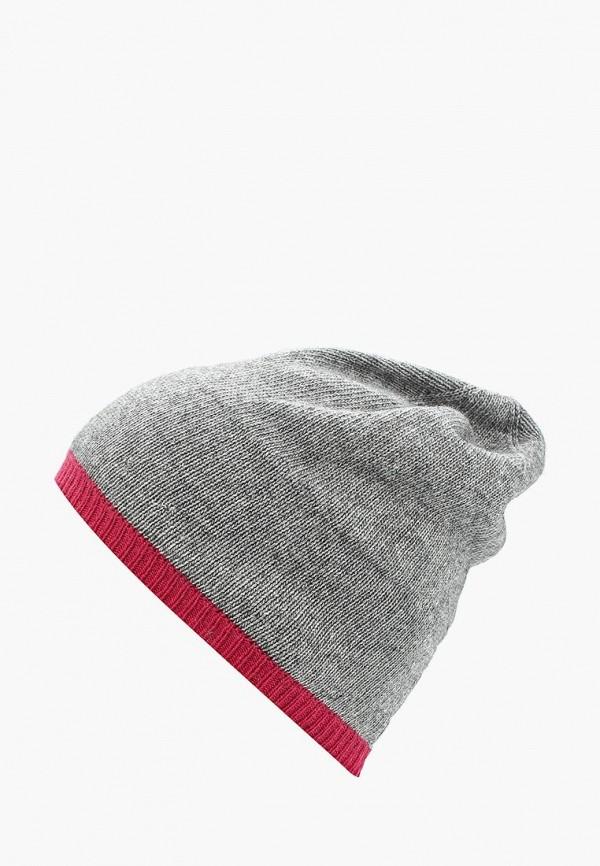 Фото 7 - мужскую шапку Venera серого цвета