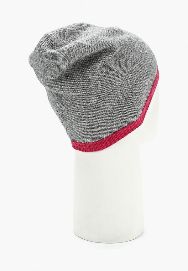Фото 9 - мужскую шапку Venera серого цвета