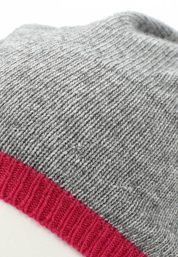 Фото 4 - мужскую шапку Venera серого цвета
