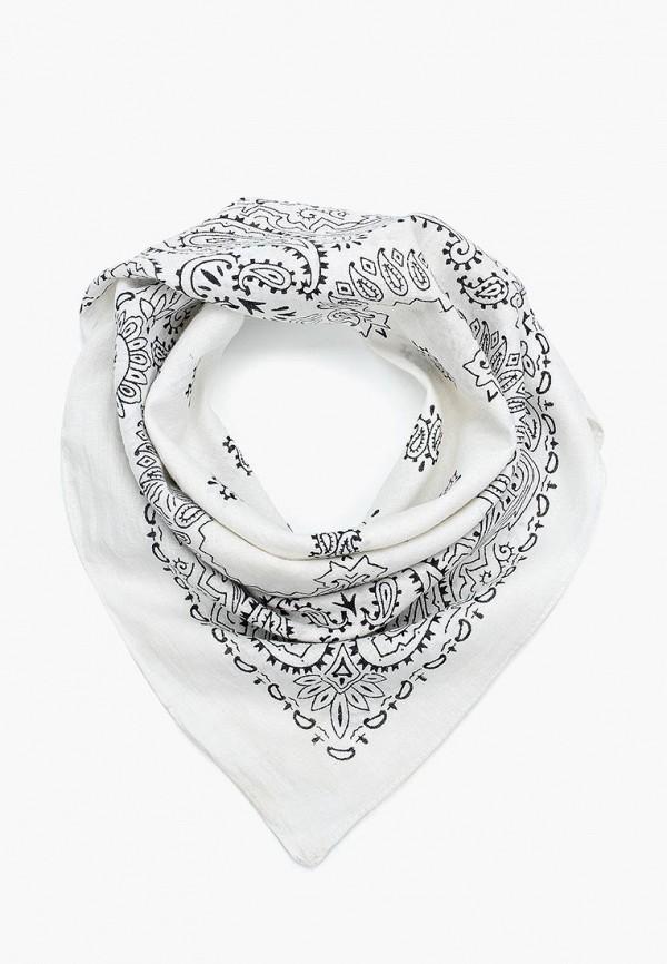 женский платок venera, белый