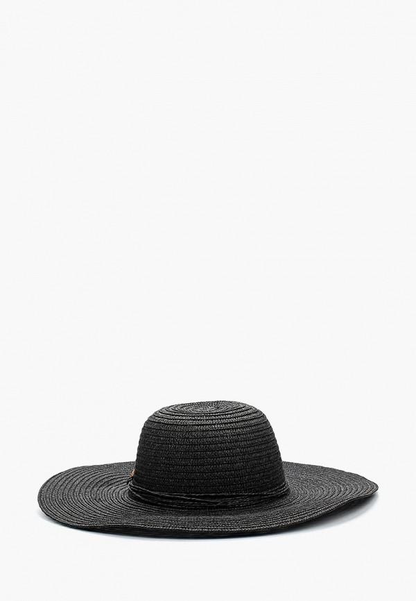 женская шляпа venera, черная