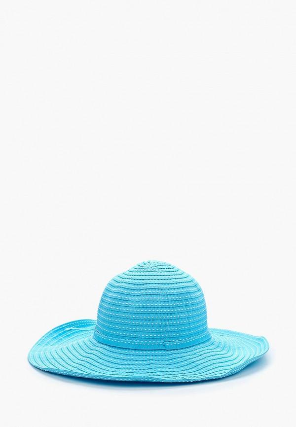 женская шляпа venera, голубая