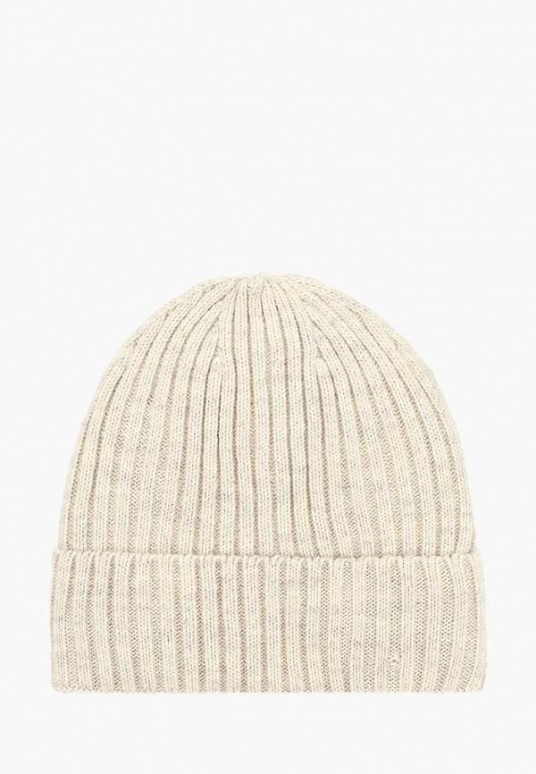 женская шапка venera, бежевая