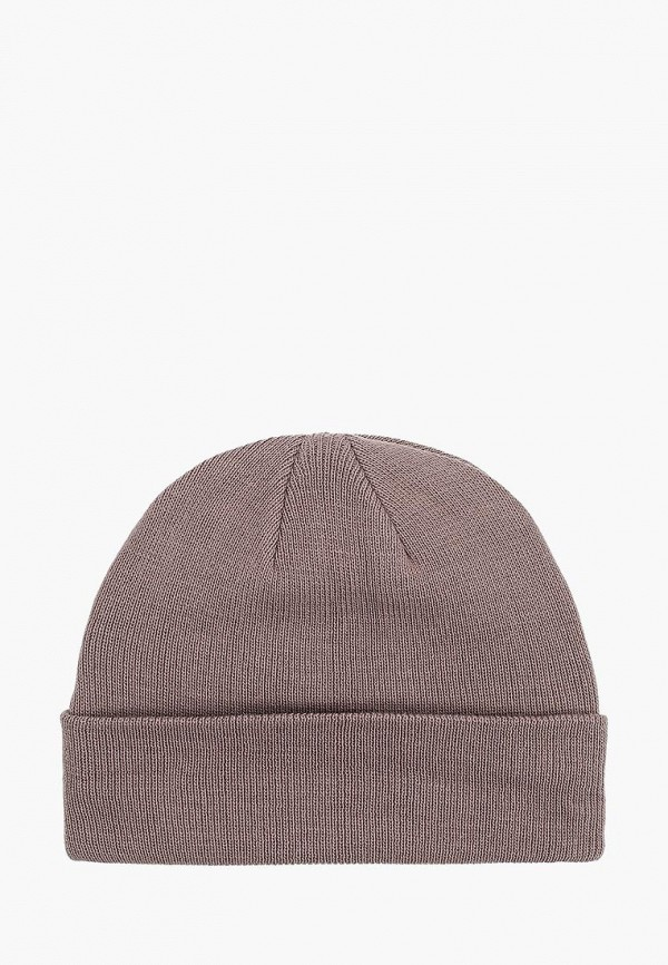 женская шапка venera, коричневая