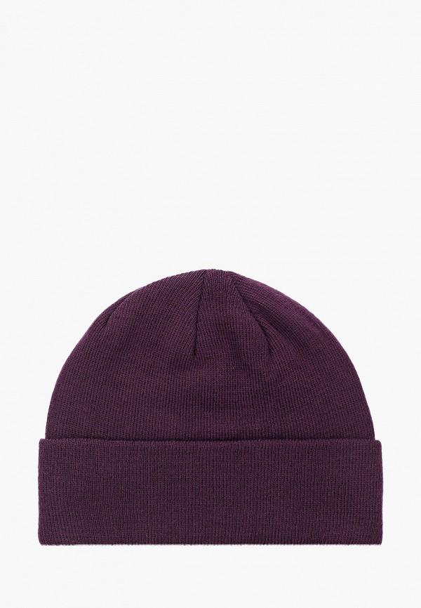 женская шапка venera, фиолетовая