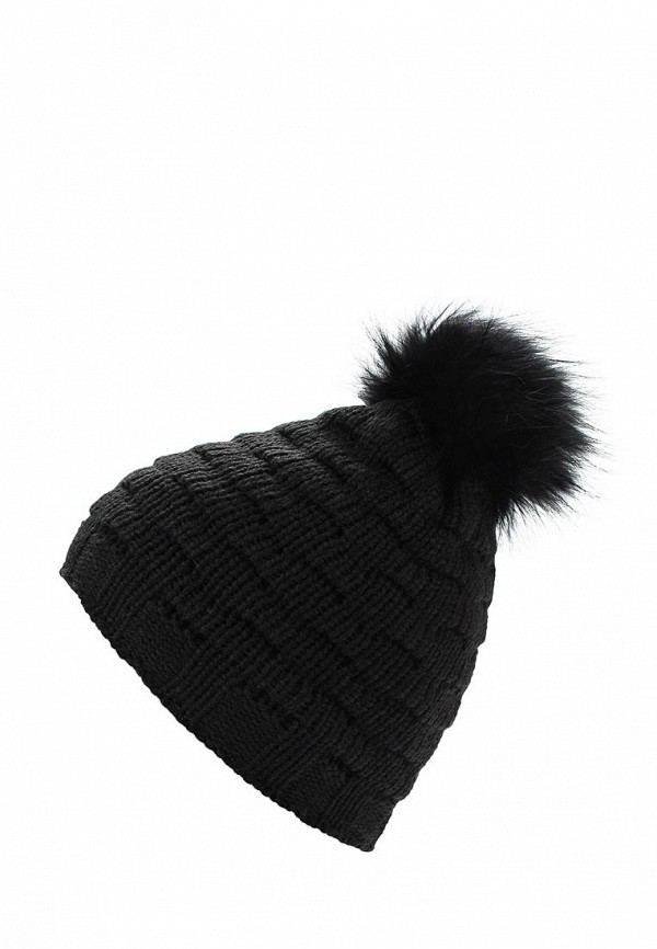 Фото - женскую шапку Venera черного цвета