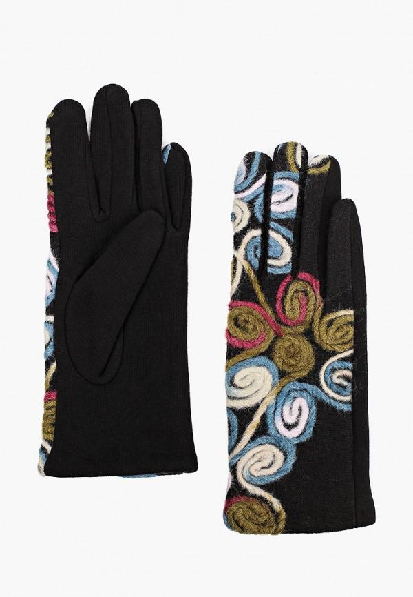 женские перчатки venera, разноцветные