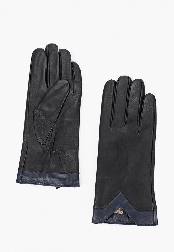 женские перчатки venera, черные