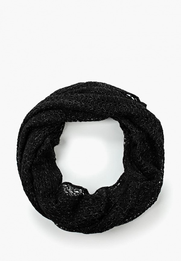 женский шарф venera, черный