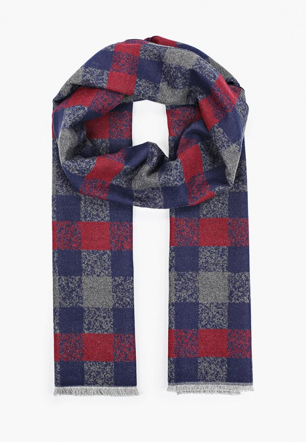 мужской шарф venera, серый