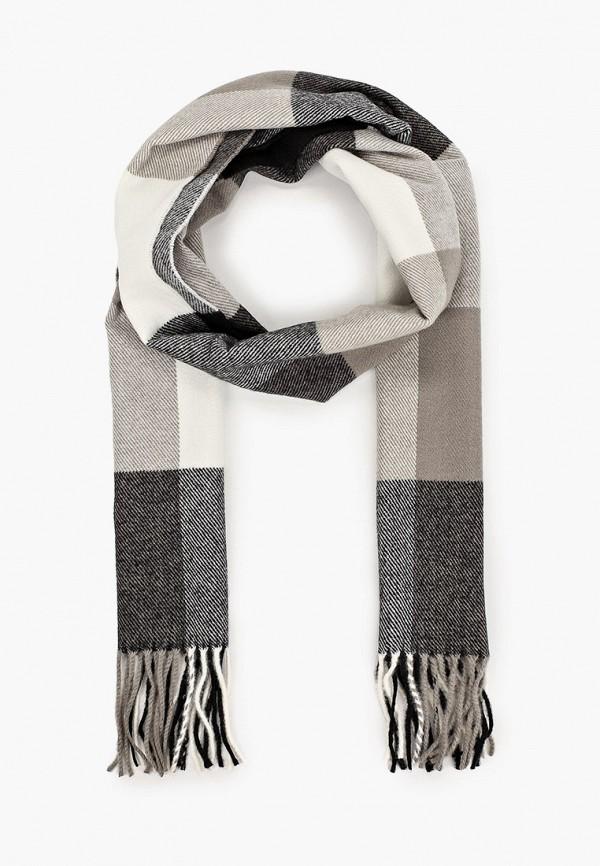 мужской шарф venera, черный