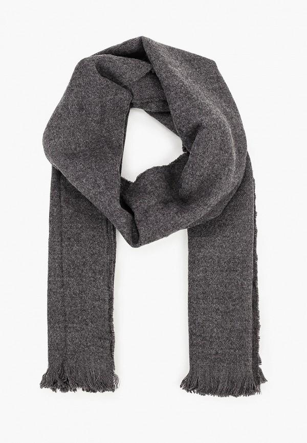 женский шарф venera, серый