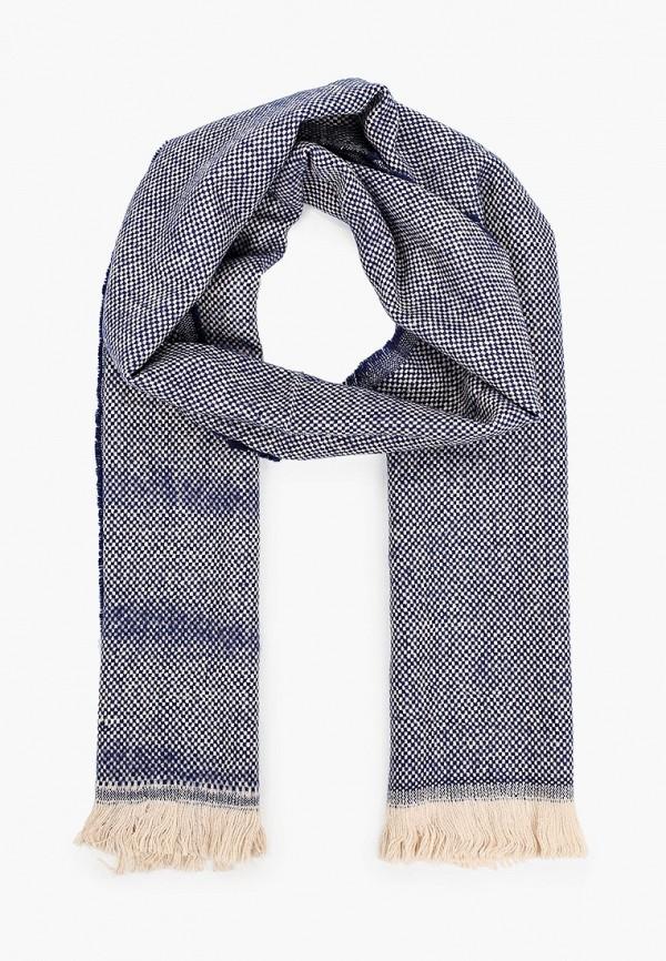 женский шарф venera, синий