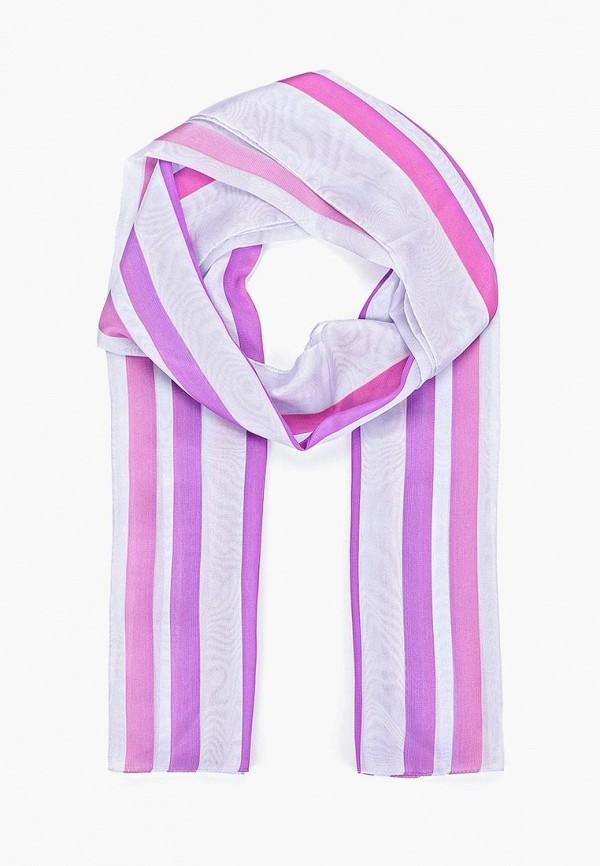 женский шарф venera, фиолетовый
