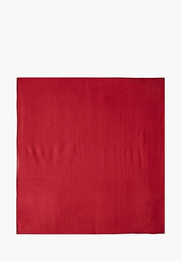женский платок venera, бордовый