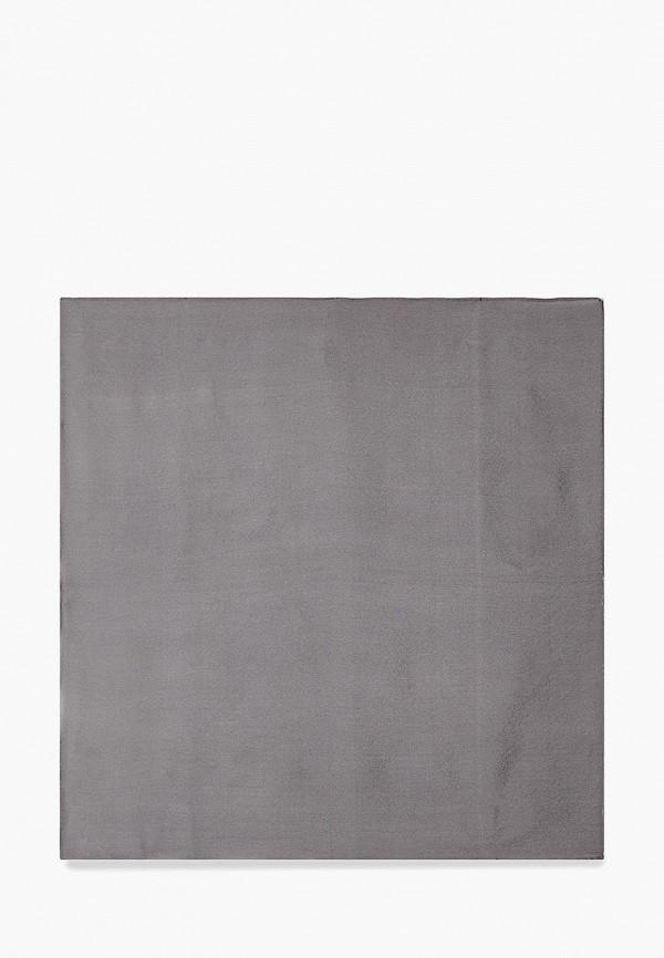 женский платок venera, серый