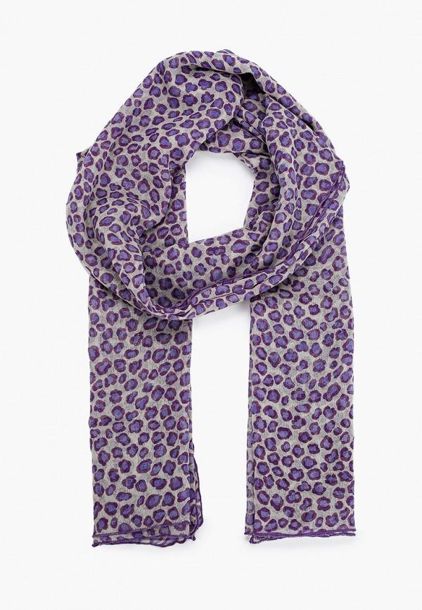 женский палантин venera, фиолетовый