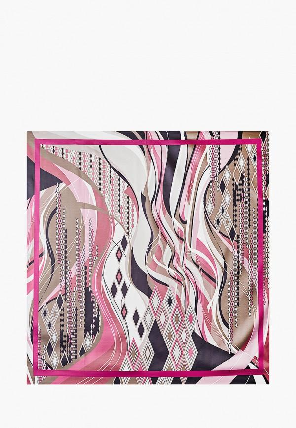 женский платок venera, розовый