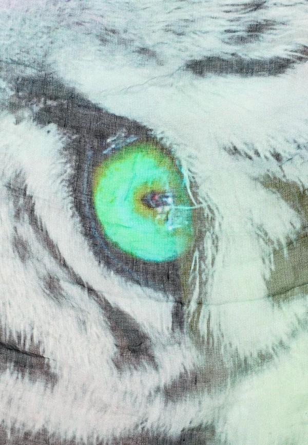 Фото 4 - женский платок Venera разноцветного цвета
