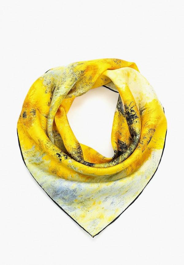 Купить Платок Venera, VE003GWRDF44, желтый, Весна-лето 2018