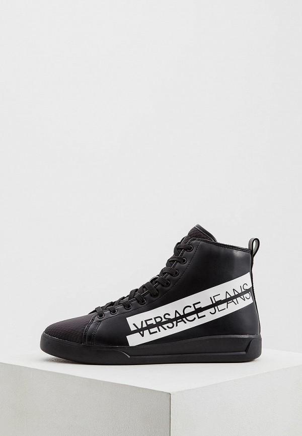купить Кеды Versace Jeans Versace Jeans VE006AMBUZP6 по цене 14310 рублей
