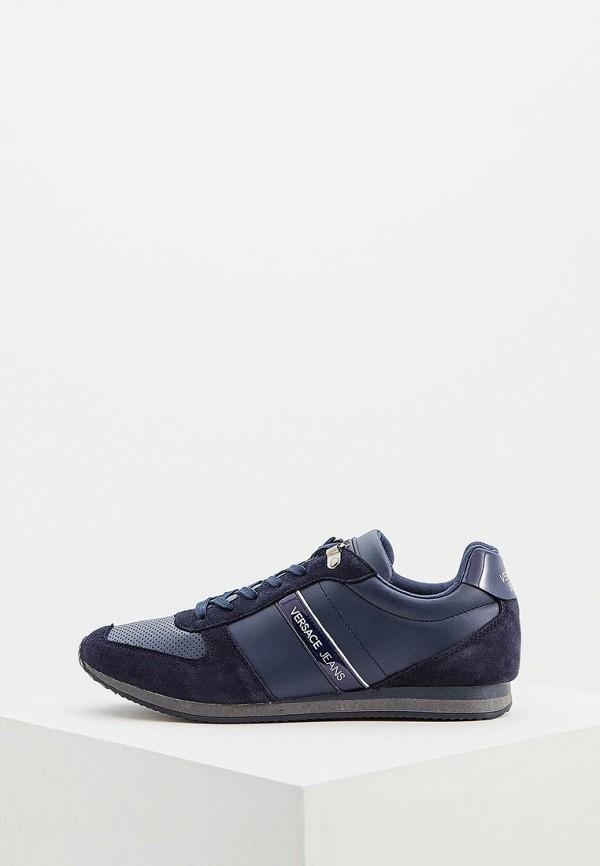 купить Кроссовки Versace Jeans Versace Jeans VE006AMBUZR8 по цене 12999 рублей