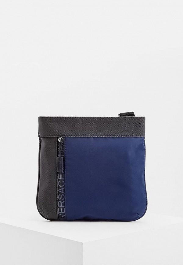 Сумка Versace Jeans Versace Jeans VE006BMBUZQ8 сумка versace jeans цвет бежевый