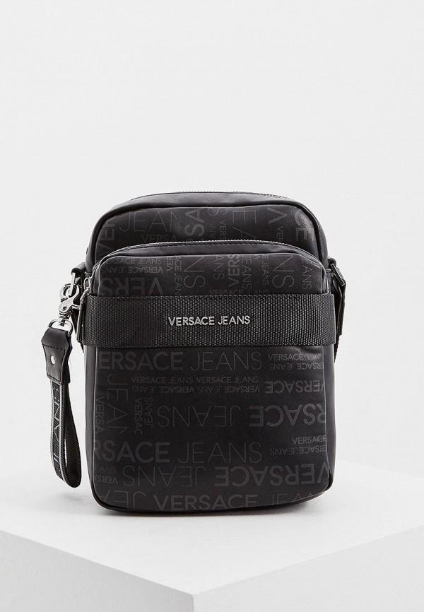 Сумка Versace Jeans Versace Jeans VE006BMBUZQ9 сумка versace jeans цвет бежевый