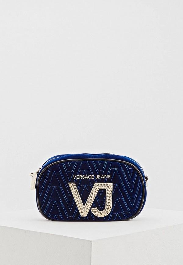 Сумка Versace Jeans Versace Jeans VE006BWBUZU5 сумка versace jeans versace jeans ve006bmbuzq6