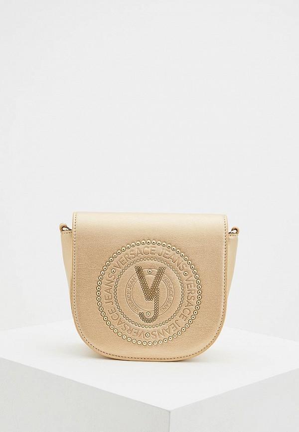 Сумка Versace Jeans Versace Jeans VE006BWBVAJ0 сумка versace jeans цвет бежевый