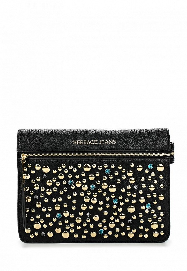 Сумка Versace Jeans Versace Jeans VE006BWFNV16 сумка versace jeans versace jeans ve006bwzic03