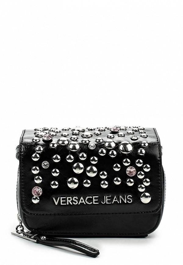 Сумка Versace Jeans Versace Jeans VE006BWFNV18 сумка versace jeans цвет черный