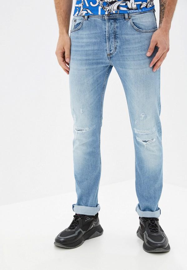Джинсы Versace Jeans Versace Jeans VE006EMEUKU3 босоножки versace jeans versace jeans ve006awahjx9
