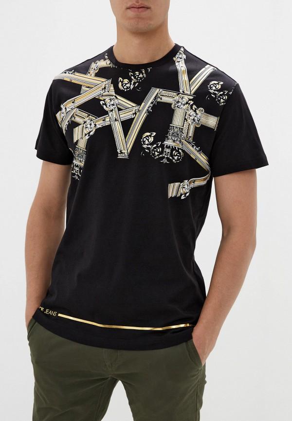 Футболка Versace Jeans Versace Jeans VE006EMEUKX0 футболка versace