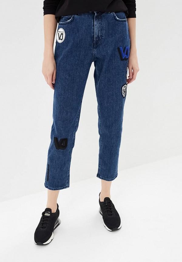 Джинсы Versace Jeans Versace Jeans VE006EWBVAQ7 jucca платье до колена
