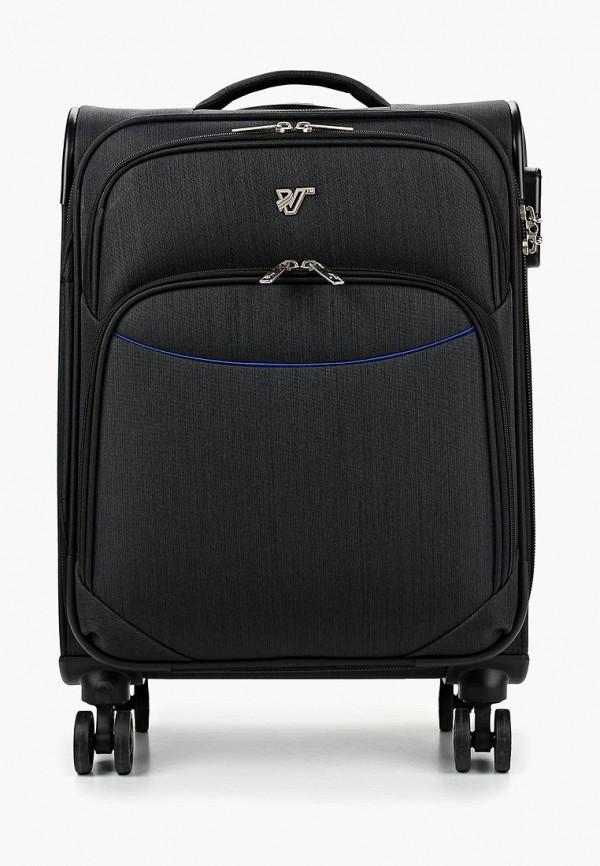 женский чемодан verage, черный