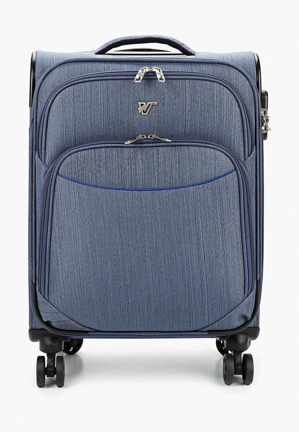 Дорожная сумка  синий цвета