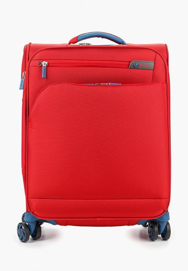 Дорожная сумка  - красный цвет