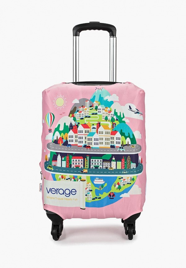 Чехол для чемодана Verage Verage VE015BUEQDU1 verage travel 13005 28