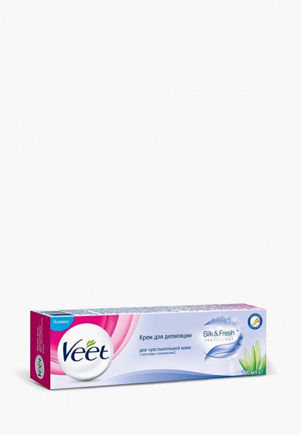 Крем для депиляции Veet Veet VE016LWCSDZ8 крем д депиляции veet бархатная роза и эфирные масла 90мл