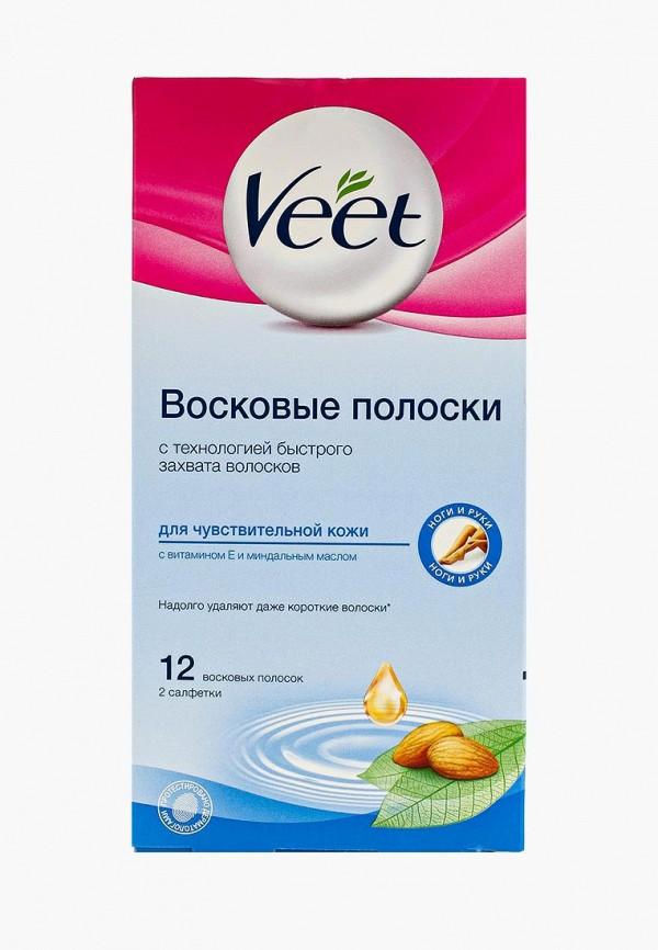 Полоски для депиляции Veet Veet VE016LWNWF02 воск для депиляции veet veet ve016lwnwe99