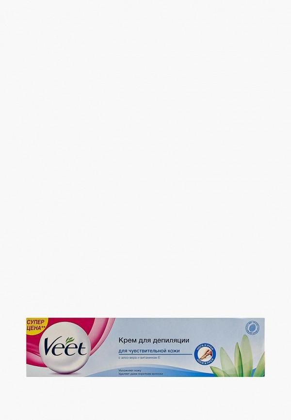 Крем для депиляции Veet Veet VE016LWNWF08 крем д депиляции veet бархатная роза и эфирные масла 90мл