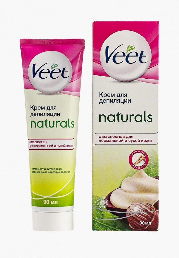 Крем для депиляции Veet Veet VE016LWNWF11 воск для депиляции veet veet ve016lwnwe99