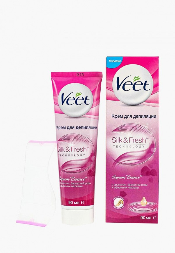 Крем для депиляции Veet Veet VE016LWNWF12 воск для депиляции veet veet ve016lwnwe99
