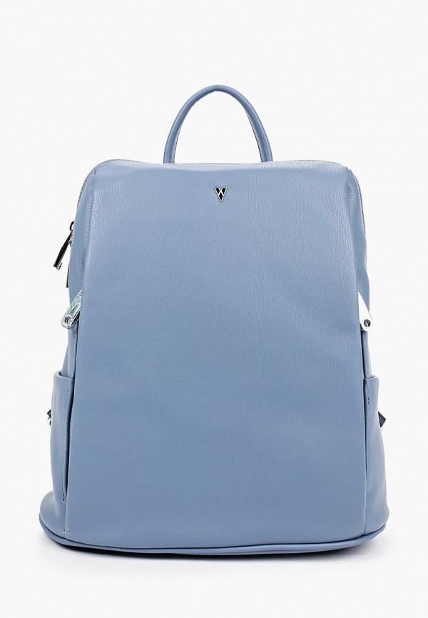 женский рюкзак ventoro, голубой