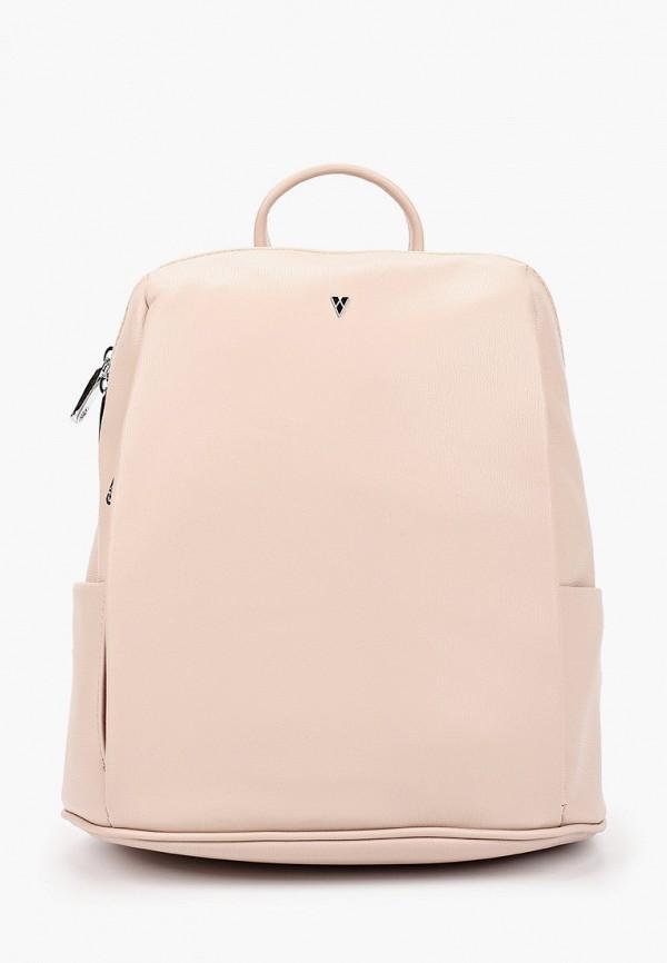 женский рюкзак ventoro, розовый
